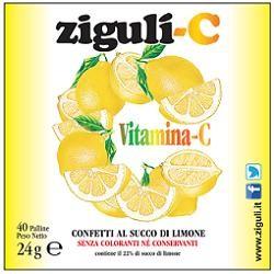ZIGULI C LIMONE 40CONF 24G