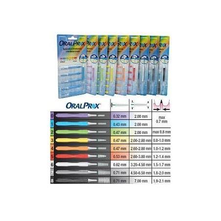 ORALPROX BLISTER 6PZ MIS 3 GI
