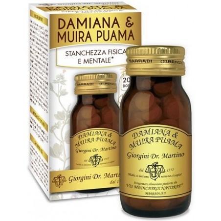 DAMIANA & MUIRA PUAMA 100PAST