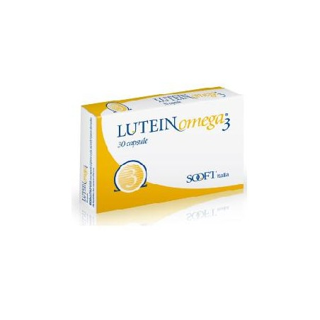 LUTEIN OMEGA3 30CPS