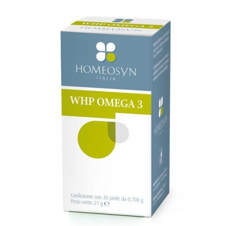WHP OMEGA 3 30CPS