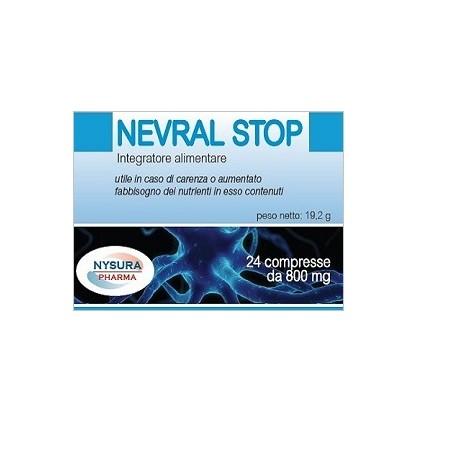 NEVRAL STOP 24CPR