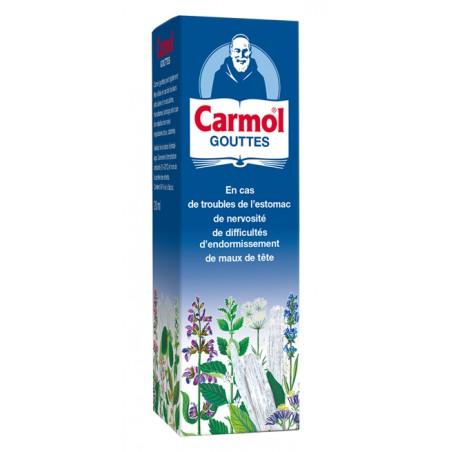CARMOL GTT 80ML