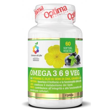 OMEGA 3 6 9 VEG 60SOFT GEL