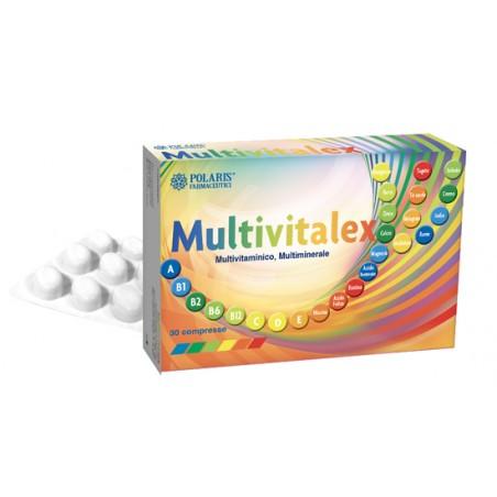 MULTIVITALEX 30CPR