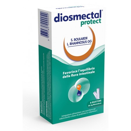DIOSMECTAL PROTECT 8BUST OROS
