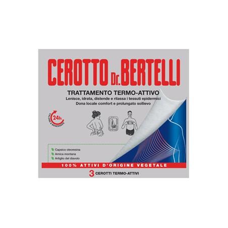 BERTELLI CEROTTO TERMO-ATT 3PZ