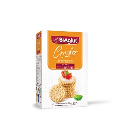 BIAGLUT CRACKERS 150G