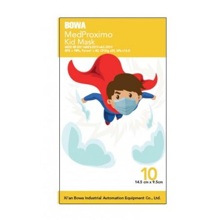 MEDPROXIMO MAS CHIR KIDS 10PZ