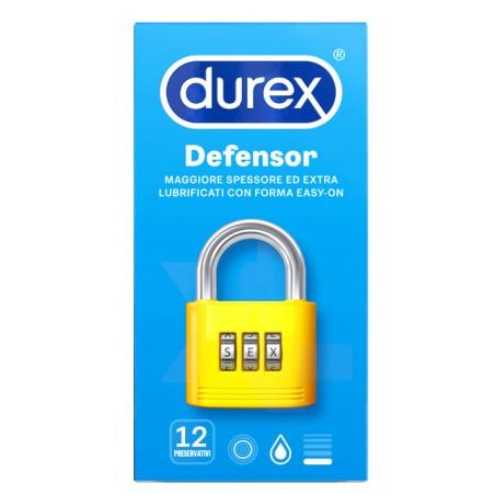 DUREX DEFENSOR 12PZ
