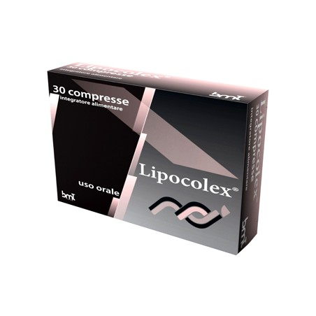 LIPOCOLEX 30CPR