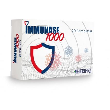 IMMUNASE 1000 20CPR