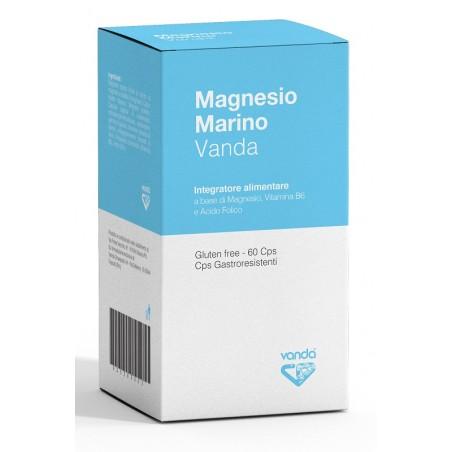MAGNESIO MARINO VANDA 60CPS