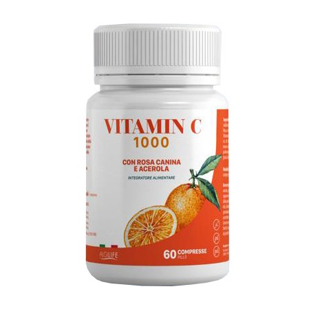 VITAMIN C 1000 60CPR