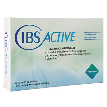 IBS ACTIVE 30CPS