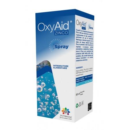 OXYAID ZINCO SPRAY 50ML