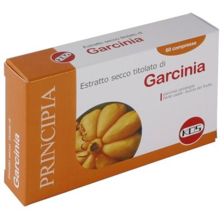 GARCINIA ESTR SEC 60CPR 25,2G