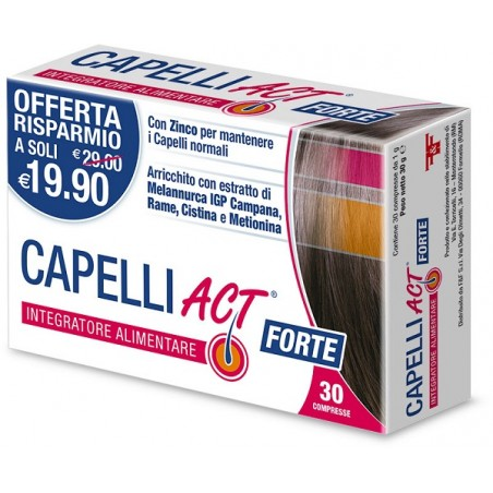 CAPELLI ACT FORTE 30CPR