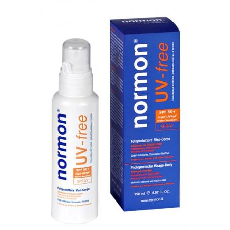 NORMON UV FREE SPR VISO/CORPO