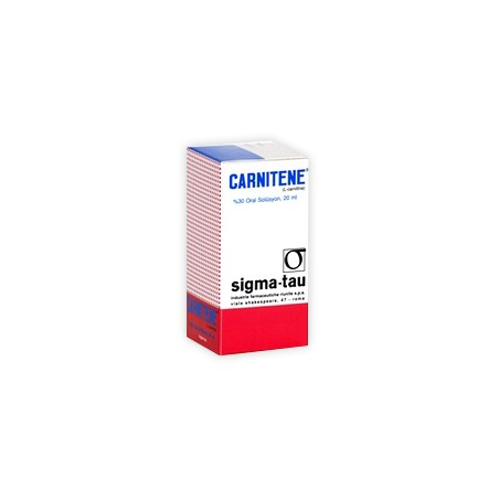 CARNITENE%OS SOL 20ML 1,5G/5ML