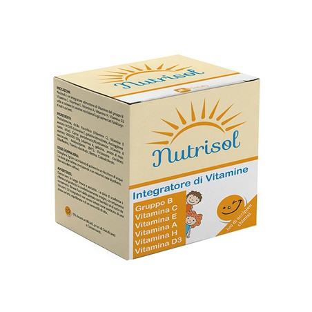 NUTRISOL POLVERE 60G