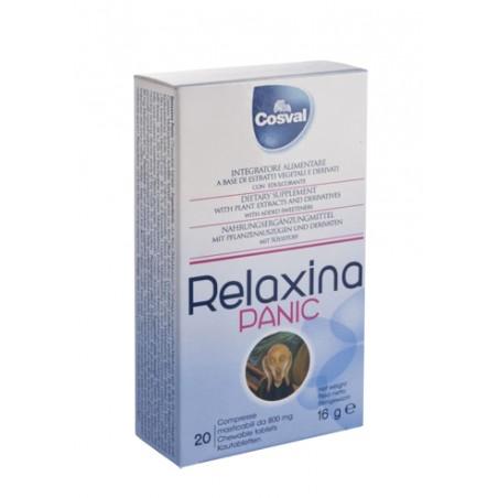 RELAXINA PANIC 20CPS