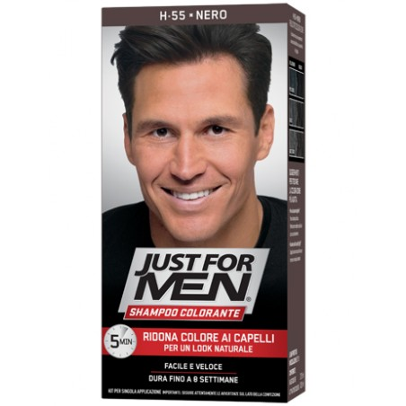 JUST FOR MEN SH COLOR H55 NERO