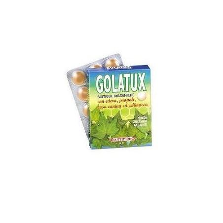 GOLATUX S/ZUCCH 24CPR