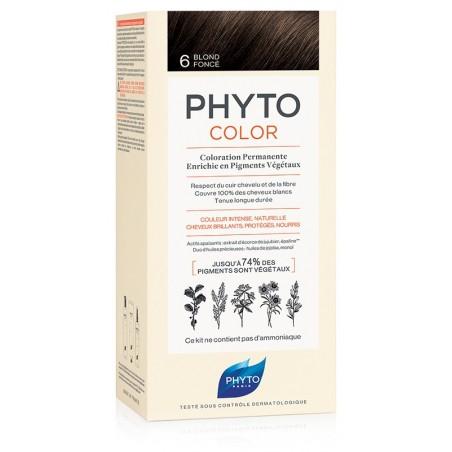 PHYTOCOLOR 6 BIONDO SCURO