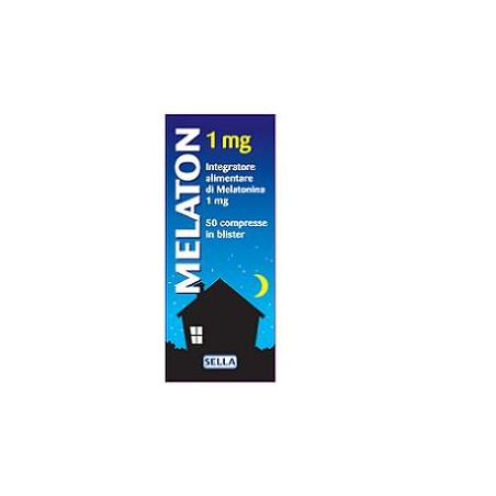MELATON 1MG 50CPR