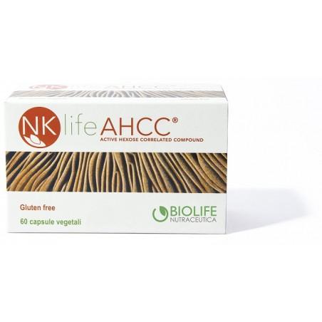 NKLIFE AHCC 60CPS