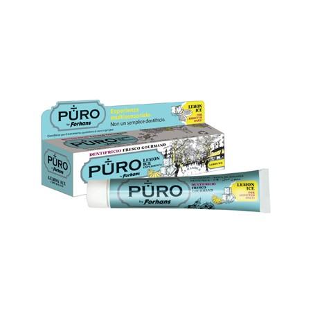 PURO DENTIFRICIO LEMON ICE75ML