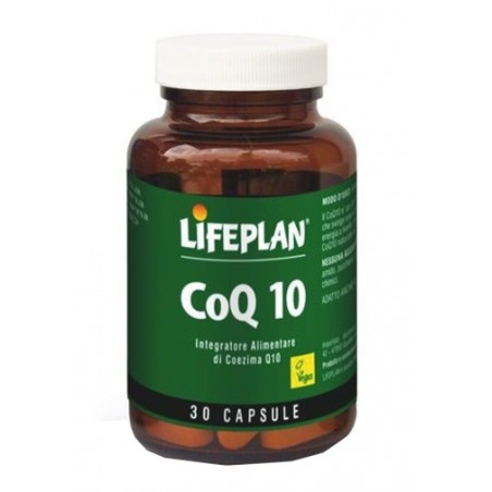 COQ10 30MG 30CPS