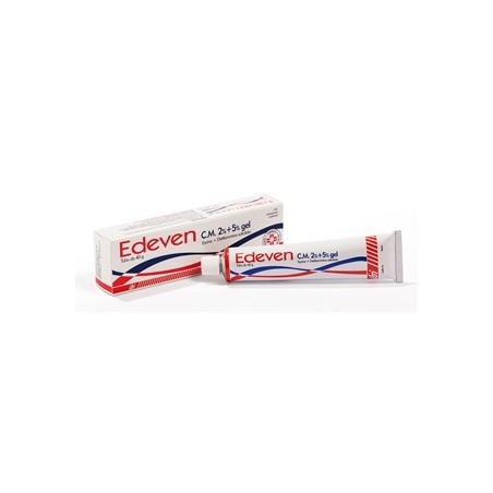 EDEVEN C.M.%GEL TUBO 40G 2%+5%
