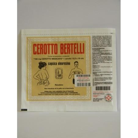 CEROTTO BERTELLI%MEDIO CM16X12