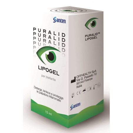 PURALID LIPOGEL MD 15ML IT