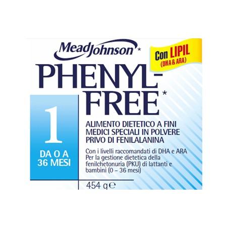 PHENYL FREE 1 POLVERE 454G