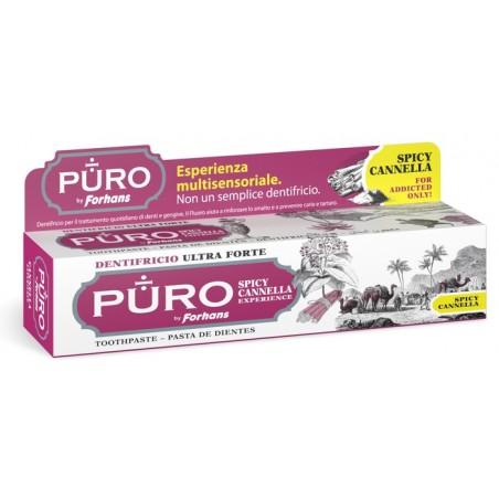 PURO DENTIFRICIO SPICY CAN75ML