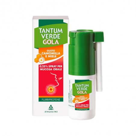 TANTUM VERDE GOLA%SPR 15ML C/M