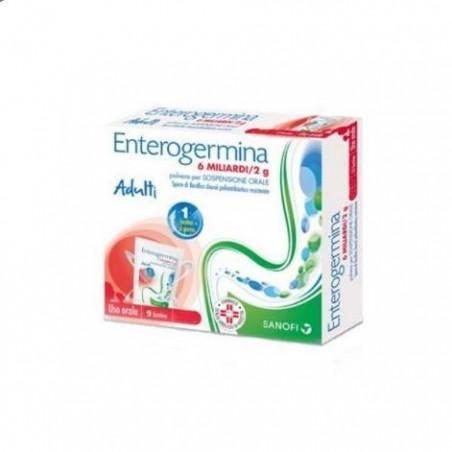 ENTEROGERMINA%OS 9BS 6MLD/2G