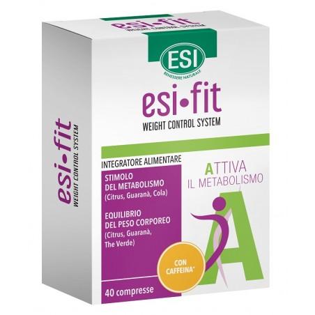 ESI FIT ATTIVA C/CAFFEINA40CPR