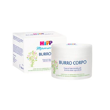 HIPP MAMMA BURRO CORPO 200ML