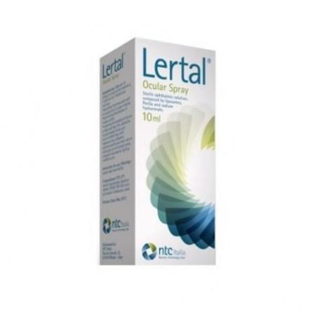 LERTAL SPRAY OCULARE 10ML