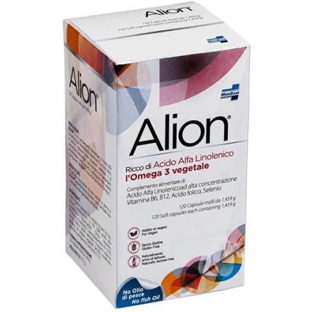 ALION OMEGA 3 VEGETALE 120CPS