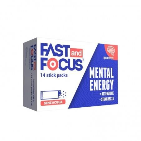 FAST AND FOCUS 14STICKPACKS