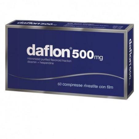 DAFLON%60CPR RIV 500MG