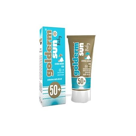GOLDERM SUN BABY FP50+ CR 50ML