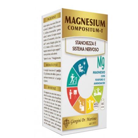 MAGNESIUM COMPOSITUM 400PAST