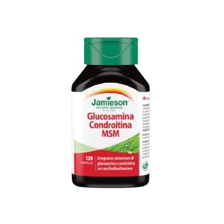 GLUCOSAMINA CONDROIT MSM120CPR