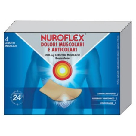 NUROFLEX DOLORI MUSC%4CER200MG